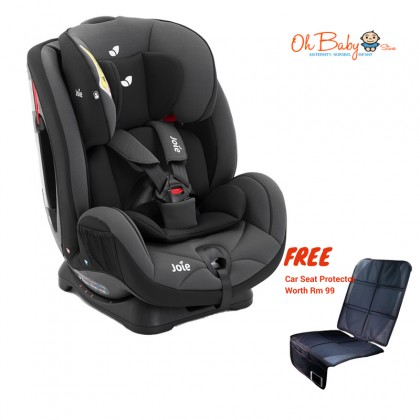 Joie Meet Stages Convertible Car Seat 0-25kg (0-7years) FREE Car Seat Protector