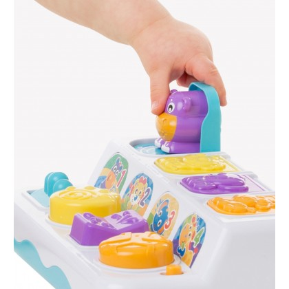 Playgro Musical and Light Pop Up Jungle Pals