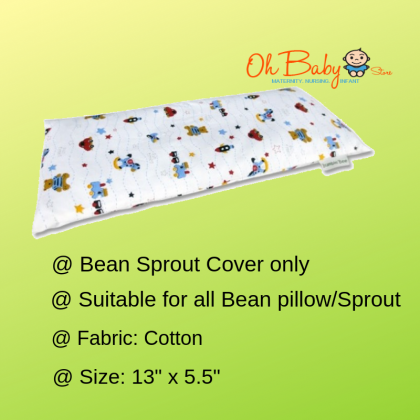 Bumble Bee Bean Sprout (Cover Only)