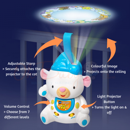 Vtech Lullaby Lights Bear