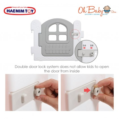 Haenim Petit Baby Room 8 Panel