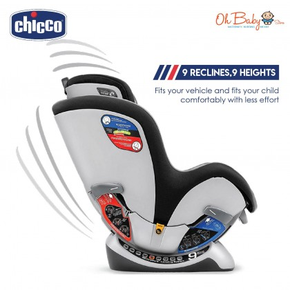 Chicco NextFit Zip Convertible Baby Car Seat