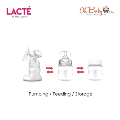 Lacte 2nd Generation Silicone Breast Shield (21mm/ 25mm / 29mm)