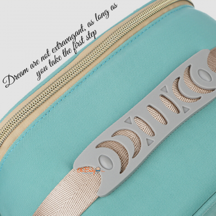 V-Coool Double Layer Cute Cooler Bag for Breastfeeding Mommy
