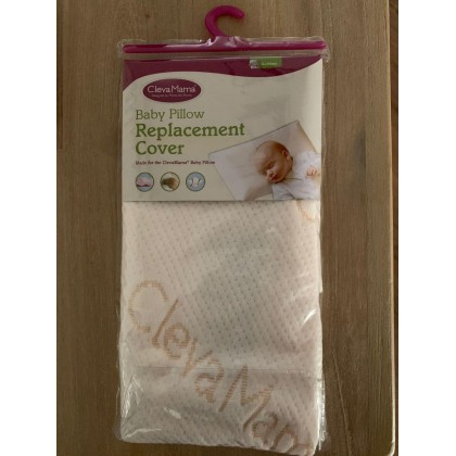 Clevamama - Baby Pillow Replacement Cover