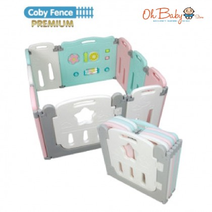 COBY FENCE Starlight Folding Fence (New Product)