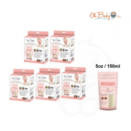 Tiny Touch Breast Milk Storage Bag (150ml x5box ) ( 350ml x 5box )