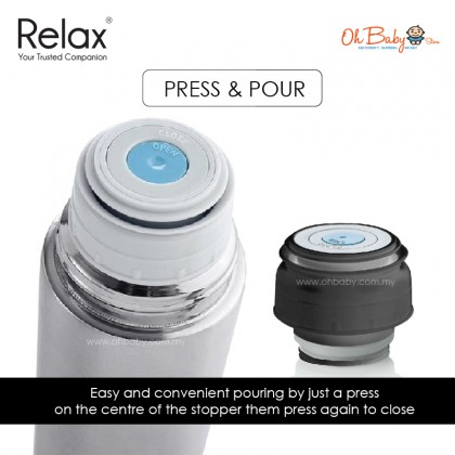 Relax Accessories Flask Stopper-L (D2012)