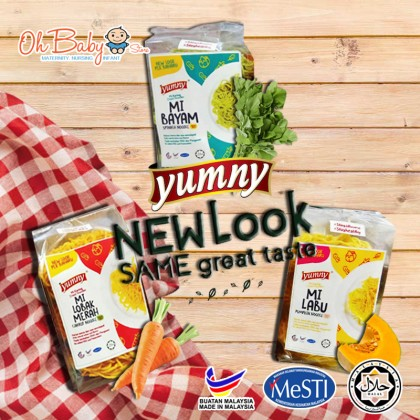 Yumny Carrot Dried Noodle Family Pack 150 g