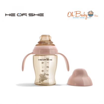 He Or She Dental - Care Sippy Cup ( 6oz / 180ml )
