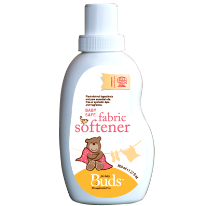 Buds Fabric Softener 600ml