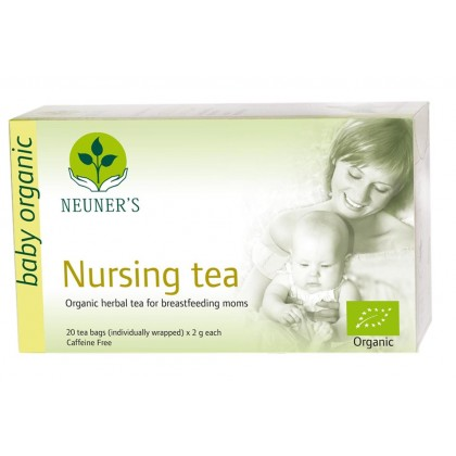 Neuners - Nursing Tea (20 Tea Bags) - BEST BUY