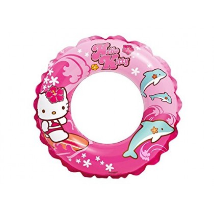 """Intex - Hello Kitty Swim Ring  (Ages 3 To 6) 20"""" - BEST BUY"""