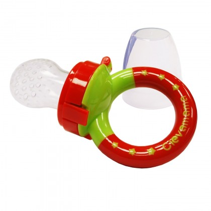 Clevamama - ClevaFeed™ Silicone Safe Feeder with extra teat
