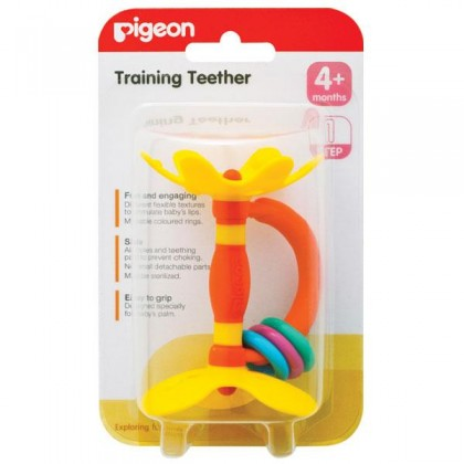 Pigeon - Training Teether Step 1 (4m+)