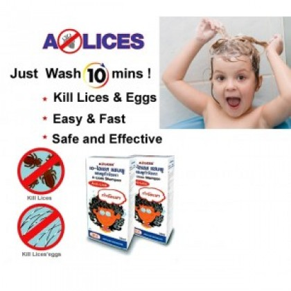HOE - A-Lices Lotion (30ml x 2)