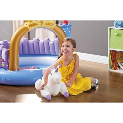 Intex - Magical Castle Ball Toyz - BEST BUY