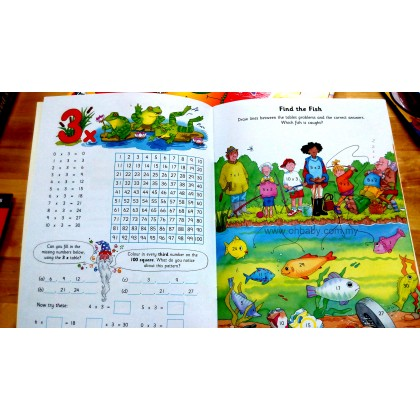 Galt - Time Table with Reward Stickers