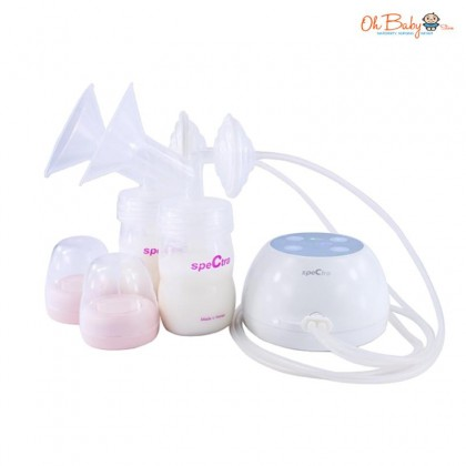 Spectra - M1 Portable Electric Breast Pump (Double-Sided Pumping)