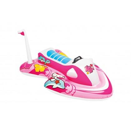 Intex - Hello Kitty Ride-On