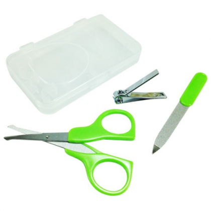Lucky Baby - Safety Classic Grooming Set