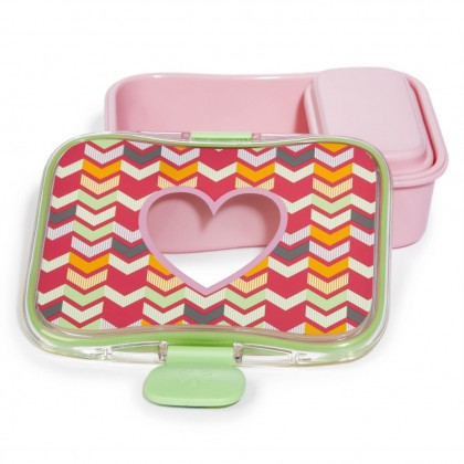 Skip Hop - Forget Me Not Lunch Kit - Heart