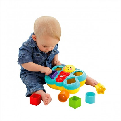 Fisher Price - Butterfly Shape Sorter