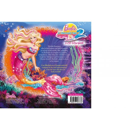 Barbie in A Mermaid Tale 2: A CD Storybook