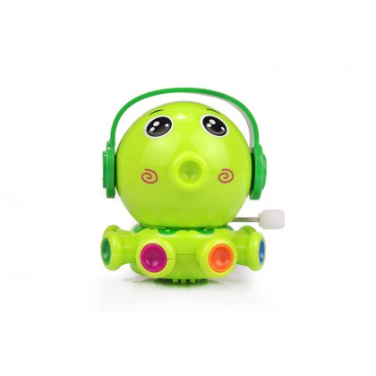 Lovable - Octopus Clockwork Early Childhood Education Toy (1pc)