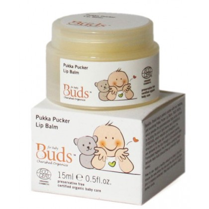 Buds BCO Pukka Pucker Lip Balm 15ml