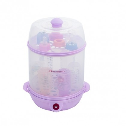 Autumnz - 2-in-1 Electric Steriliser and Food Steamer (Lilac)