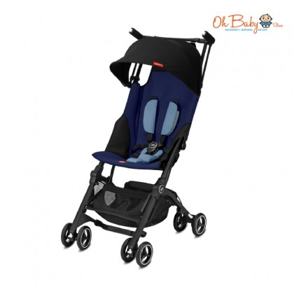 NEW 2018 Collection gb Pockit Plus Stroller - World Lightweight Stroller with Reclining Seat