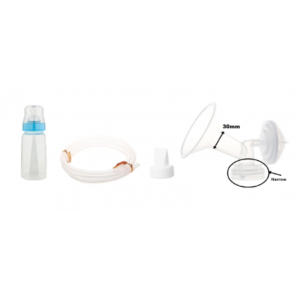 Cimilre - Premium Breast Shield with Bottle (30mm)