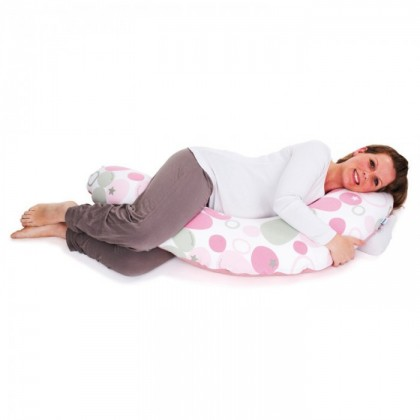 Doomoo - Buddy Nursing Pillow Fruit Pink