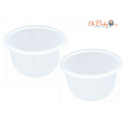 Tiny Touch Silicone Gas Storage 2pcs (New)